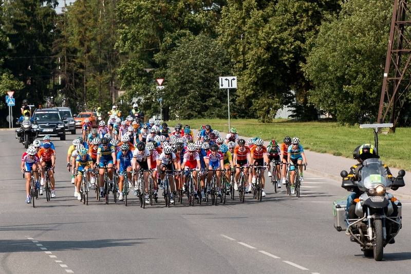 EUROPEAN ROAD CHAMPIONSHIPS 2015, LADIES U23 ROAD RACE / photo: Ardo Säks