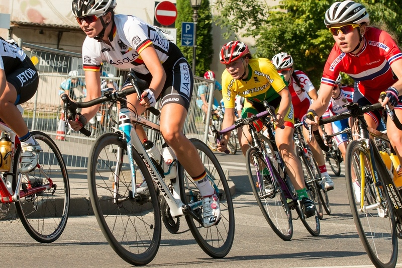 EUROPEAN ROAD CHAMPIONSHIPS 2015, LADIES JUNIOR ROAD RACE / photo: Ardo Säks